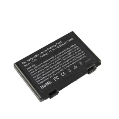 ASUS K40ID電池 ASUS K40IN K40IP 華碩A32-F82電池