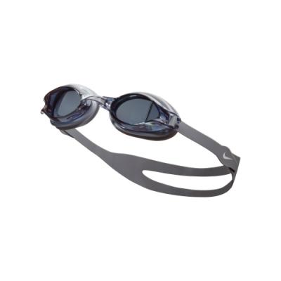 NIKE CHROME 訓練型成人泳鏡 深煙霧灰 N79151-014