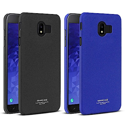Imak SAMSUNG Galaxy J4 創意支架牛仔殼