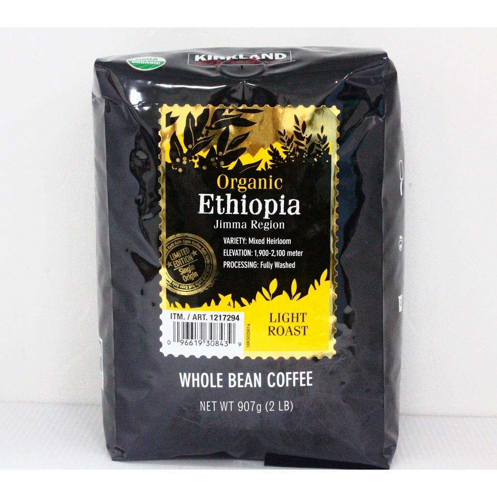 科克蘭 有機衣索匹亞咖啡豆(907g)