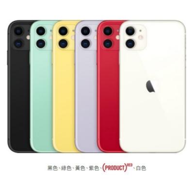 (時時樂)Apple iPhone 11 64G 6.1吋智慧型手機-黑色系