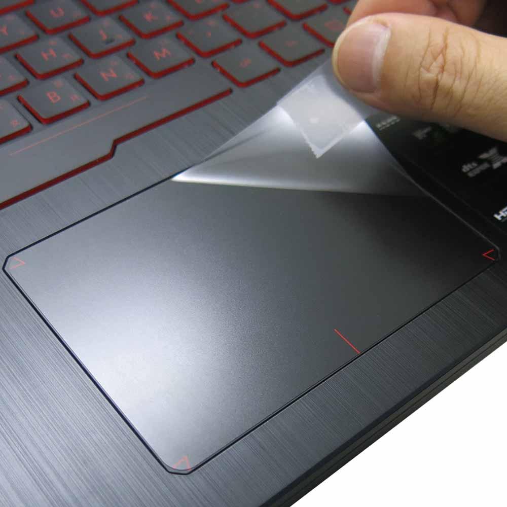 EZstick ASUS FX504 專用 TOUCH PAD 觸控版 保護貼