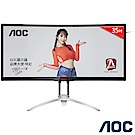 AOC AGON AG352UCG6 35型 VA 21:9 電競曲面電腦螢幕