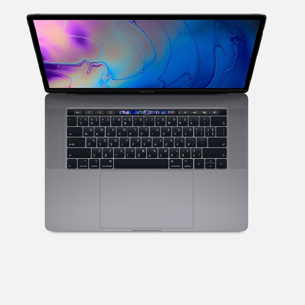 (福利品)Apple MacBook Pro 15吋/i7 2.2GHz/16G/256G-灰色