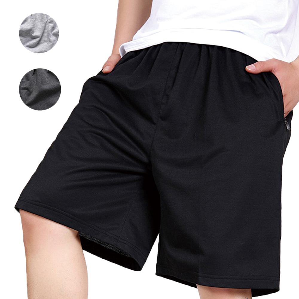 男人幫K0573大尺碼潮流寬鬆休閒運動褲短棉褲