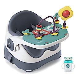 【Mamas & Papas】三合一都可椅/餐椅含玩樂盤-潛艇藍