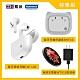 ZMI紫米 ANC降噪真無線藍牙耳機+保護套+充電套裝組 (PurPods Pro TW-100+BHT10+WTX10) product thumbnail 2