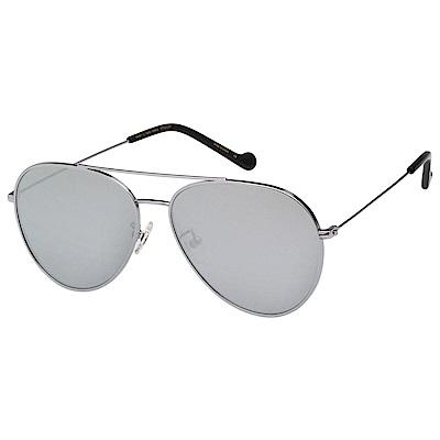 VEDI VERO 水銀面 純鈦 太陽眼鏡 (銀色)VJ177