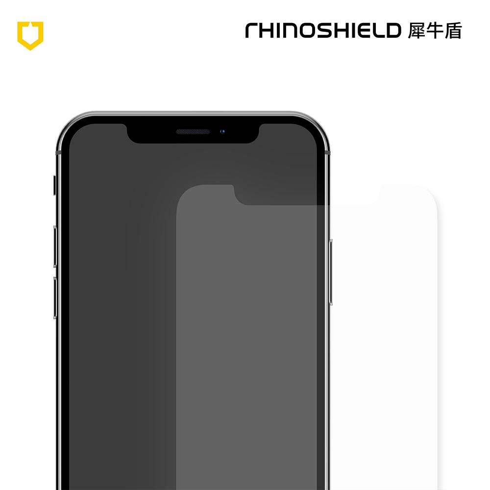 犀牛盾iPhone XR 耐衝擊保護貼