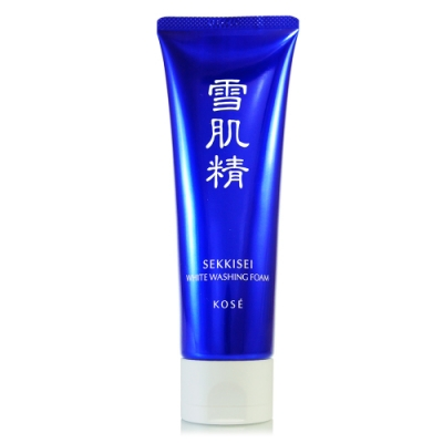 *KOSE高絲 雪肌精淨透洗顏霜130g(正統公司貨)