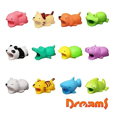 Dreams 慵懶動物園-iPhone專用咬線器