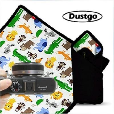 Dustgo折疊布包覆布,ZOO動物園40cm*40cm