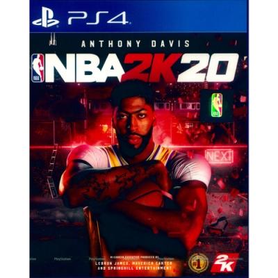 勁爆美國職籃 2K20 NBA 2K20 - PS4 中英文亞版