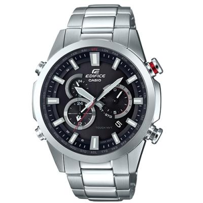 EDIFICE 光動能電波賽車腕錶(EQW-T640YD-1A)