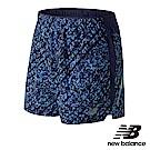 New Balance 慢跑短褲 MS81264MTTB 男性 藍色