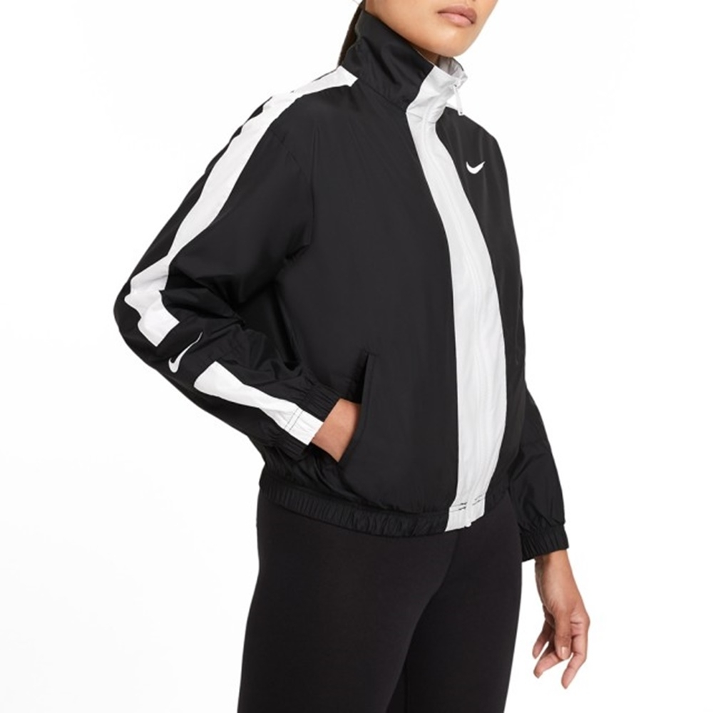 Nike Sportswear Repel 女外套-黑-CZ8801010