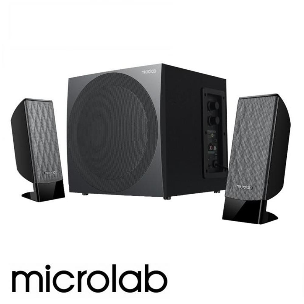 【Microlab】M-300 2.1聲道多媒體音箱系統