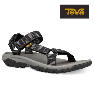 TEVA 原廠貨 男 Hurricane XLT2 機能運動涼鞋/雨鞋/水鞋-深灰查拉布萊克