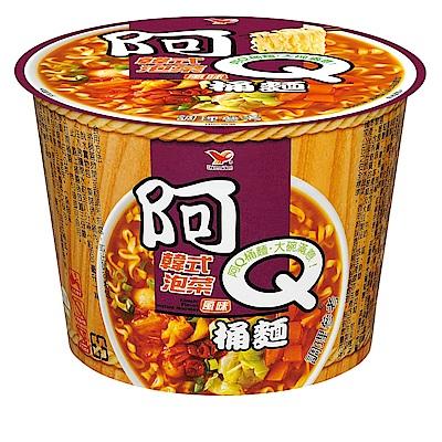 阿Q桶麵韓式泡菜風味12入/箱