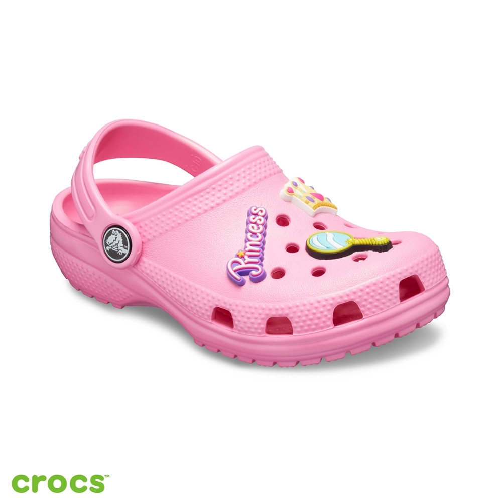 Crocs 卡駱馳 (童鞋) 經典智必星小克駱格 205812-669