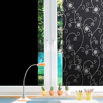不透光玻璃貼紙/浴室玻璃窗戶貼紙 隔熱防曬