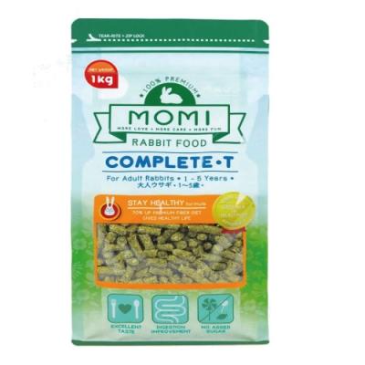 MOMI 摩米 - 摩米營養全T成兔飼料 1公斤裝-兩包組