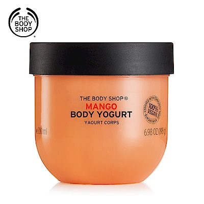 The Body Shop 芒果活膚保水美肌優格200ML