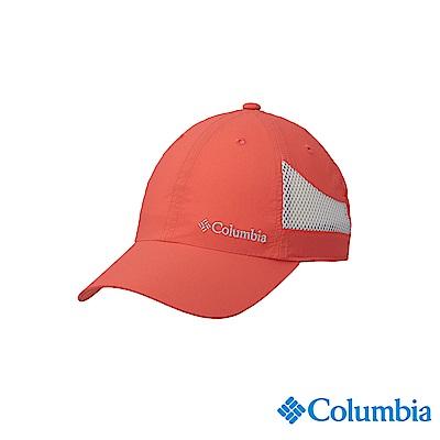 Columbia 哥倫比亞 中性-快排鴨舌帽-橘紅 UCU99930AHFDS