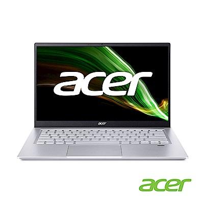 Acer SFX14-41G-R2FK 14吋筆電(R7-5800U/RTX3050/16G/512G SSD/SwiftX/金)