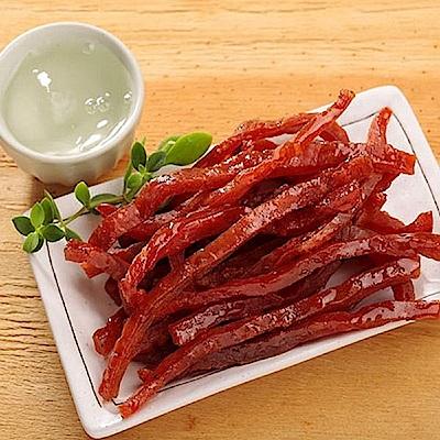 東港華得 蜜汁筷子肉乾(150g/包,共2包)