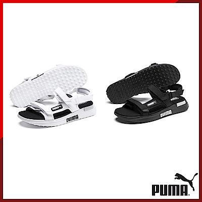 【PUMA官方旗艦】 時時樂限定 Future Rider Sandal 涼鞋 男女共同 2款任選