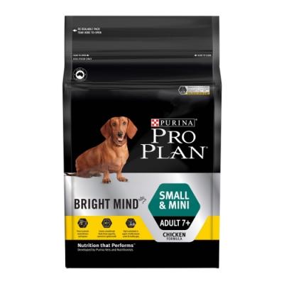 PRO PLAN冠能-小型及迷你熟齡犬7+MCT活齡配方 2.5kg【兩包組】