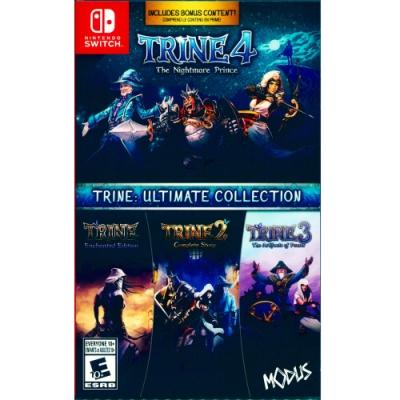 狩魔師 究極合集 Trine: Ultimate - NS Switch 中英日文美版