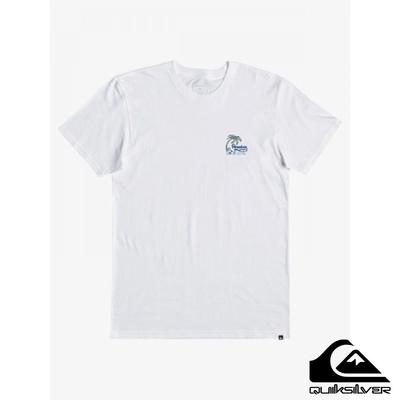 【 QUIKSILVER】ANOTHER ESCAPE MT0 T恤 白色