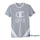 Champion CPFU大C 短袖T恤 灰藍 product thumbnail 1