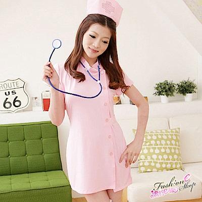 大尺碼護士服 XXL號性感護士裝角色扮演服COSPLAY服裝尾牙表演服 流行E線