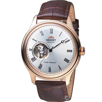 ORIENT 東方錶 小鏤空機械錶(FAG00001S)