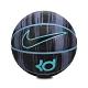 Nike 籃球 KD Playground 8P 7號球 凱文 杜蘭特 橡膠材質 耐磨 水泥地 紫 藍 N000224792007 product thumbnail 1