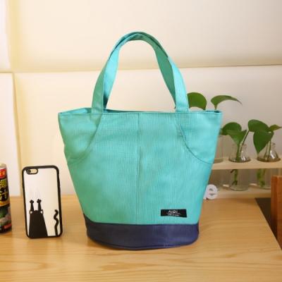 E.City_日式口袋型圓底保溫保冷收納袋