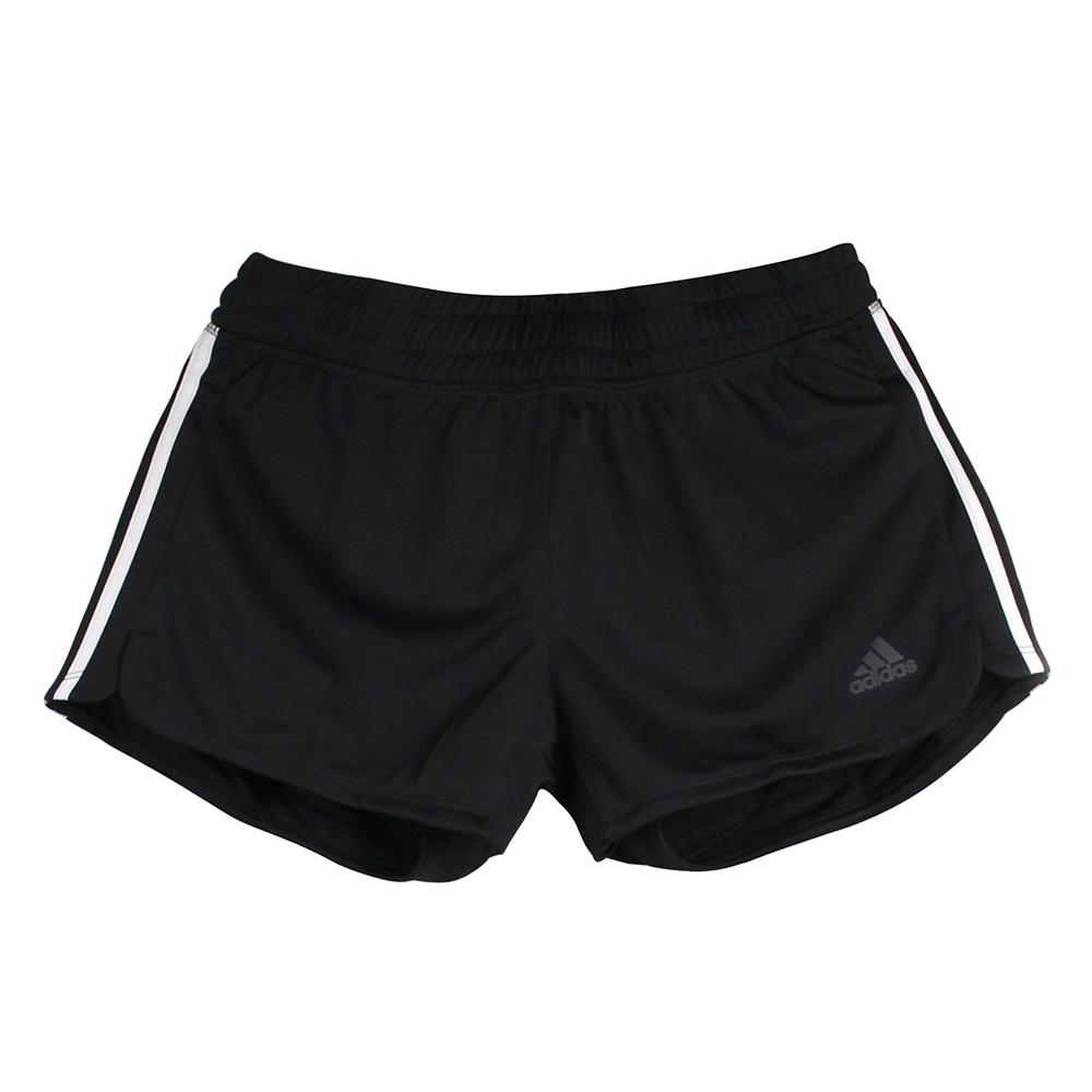 ADIDAS 女 PACER 3S KNIT 運動短褲 真理褲