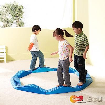 Weplay 波浪觸覺步道-藍色海洋(12M+)