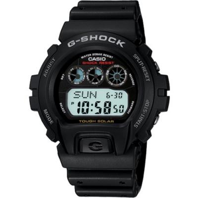 CASIO 經典 6900 G-SHOCK太陽能運動錶(G-6900-1)