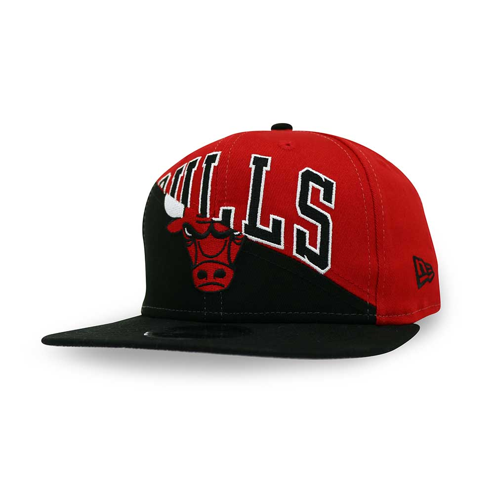 New Era 9FIFTY 950 NBA SPLIT 棒球帽 公牛隊