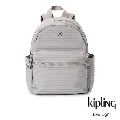 KiplingOL沉穩灰後背包