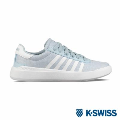 K-SWISS Heritage Light T時尚運動鞋-女-粉藍