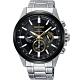 SEIKO Criteria 極速狂風太陽能計時腕錶 V175-0ER0D#SSC679P1 product thumbnail 1