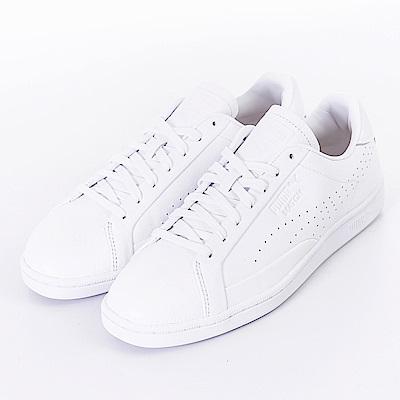 PUMA-男女休閒鞋36388401-白