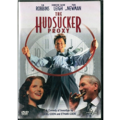 金錢帝國 The Hudsucker Proxy  DVD