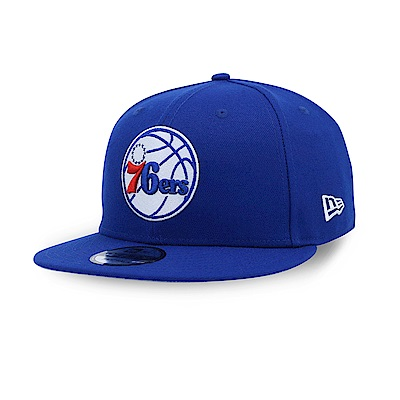 New Era 9FIFTY 950 NBA 球隊色帽 76人