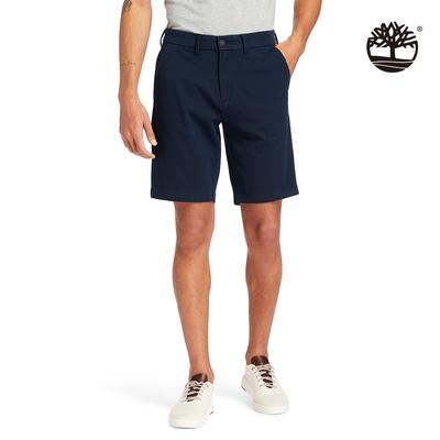 Timberland 男款深寶石藍SQUAM LAKE科技短褲|A2DGK